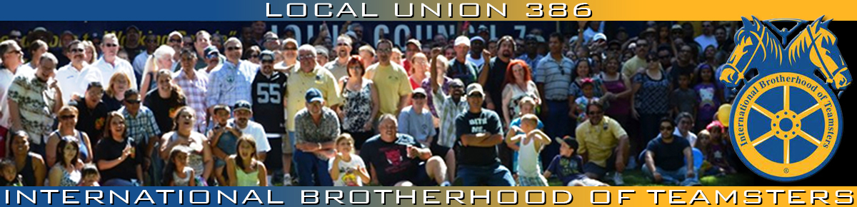 Teamsters local 386